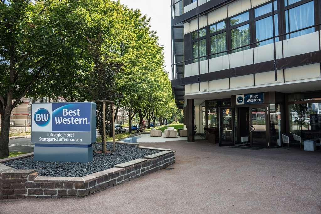 Best Western loftstyle Hotel Stuttgart Zuffenhausen