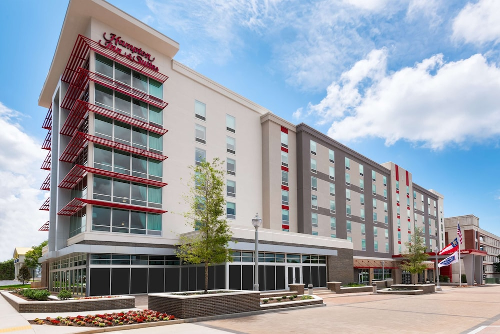 Hampton Inn & Suites Atlanta Buckhead Place Ga