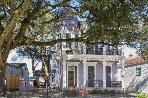 Historic Garden Dist. Victorian Mansion