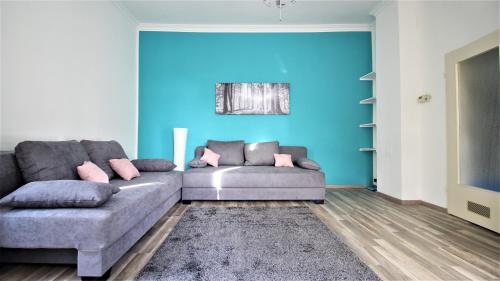 Schicke und trendige 2 Zimmer Wohnung im Zentrum