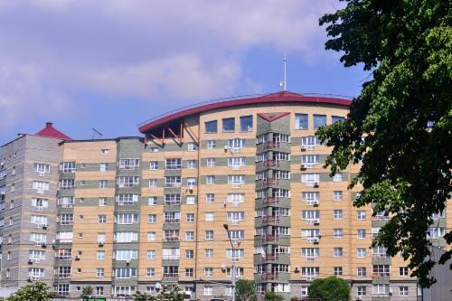 Апартаменты в новом доме на Немиге