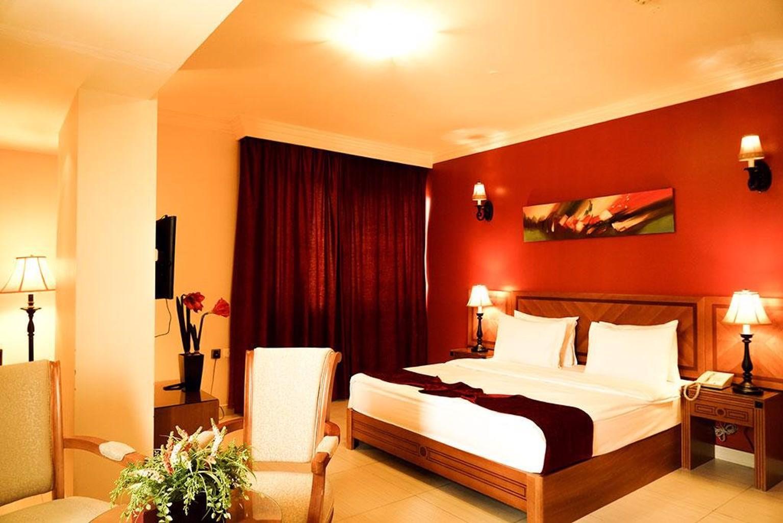 Gallery image of La Rosa Hotel Oman