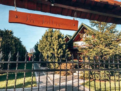 La Jolla Domki Drewniane
