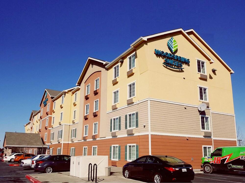 WoodSpring Suites Sacramento