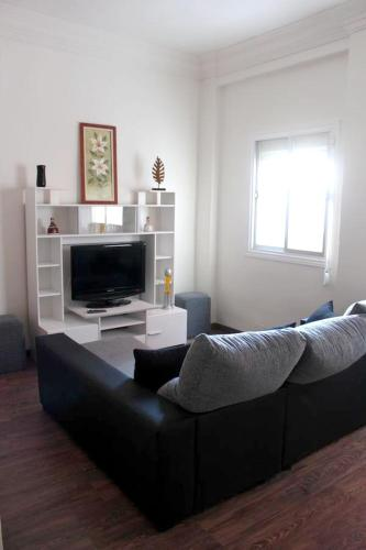 Apartment With 3 Bedrooms in València With Balcony and Wifi 700 m From the Beach
