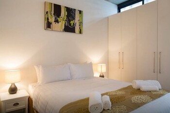 Book Corporate Stayz at Little Collins with tajawal, Book