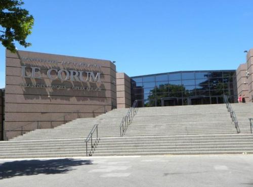 T2 Centre ville Montpellier Gare Comédie