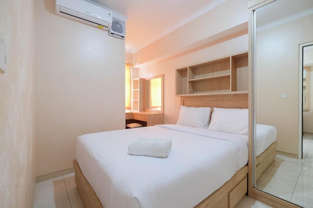 City View 2BR at Springlake Summarecon Bekasi Apartment