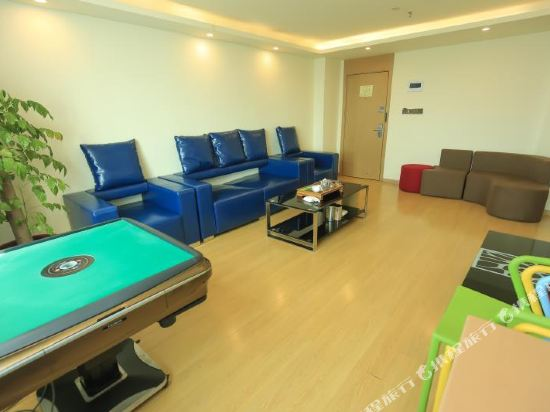 Gallery image of Thank You Inn Haifeng 2nd Ring Dongnan Bridge