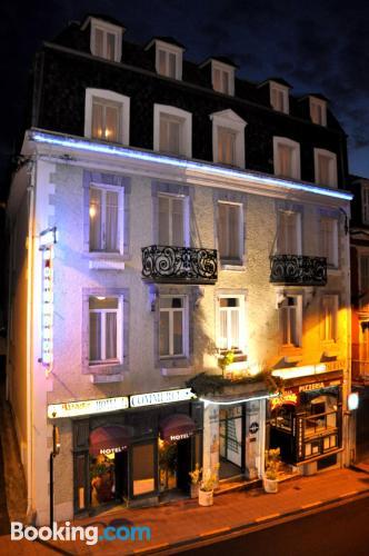 Gallery image of Hotel du Commerce et de Navarre