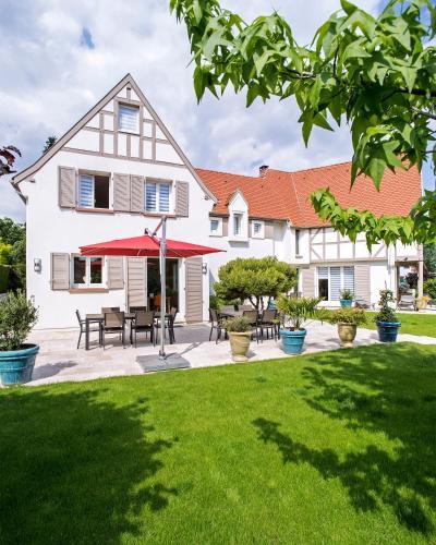 Villa Cosy Strasbourg