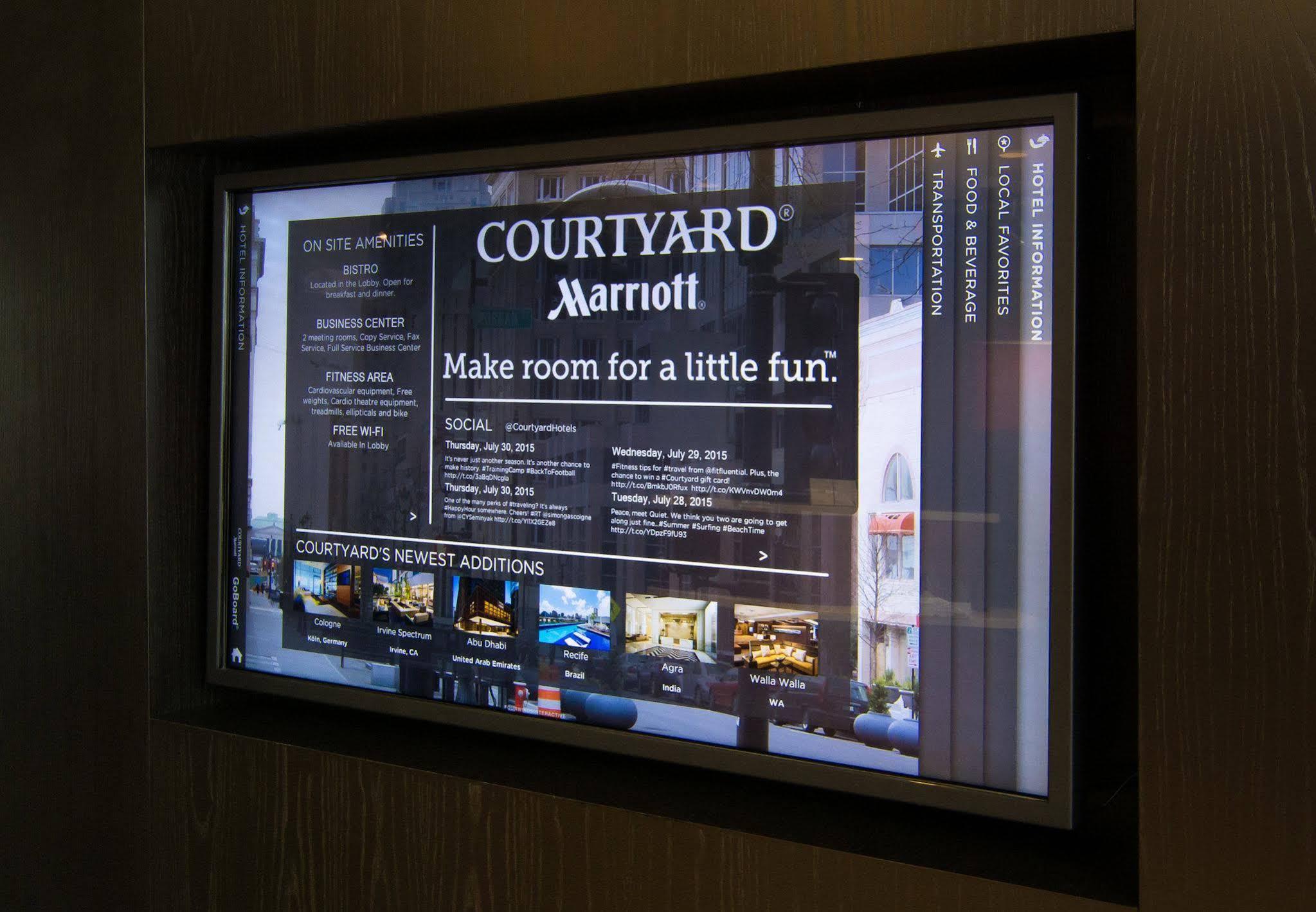 Courtyard By Marriott Houston Kingwood