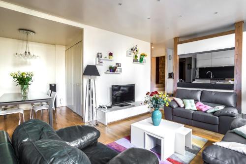 Welkeys apartment Bellevue