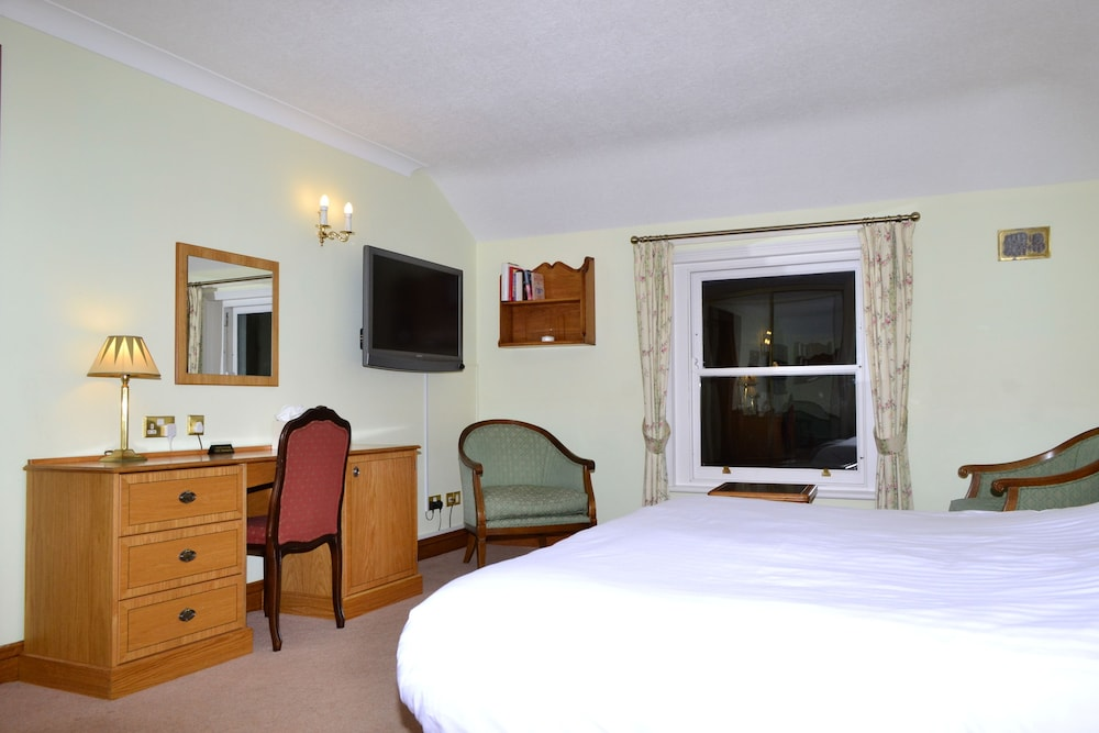Gallery image of Dale Head Hall Lakeside Hotel
