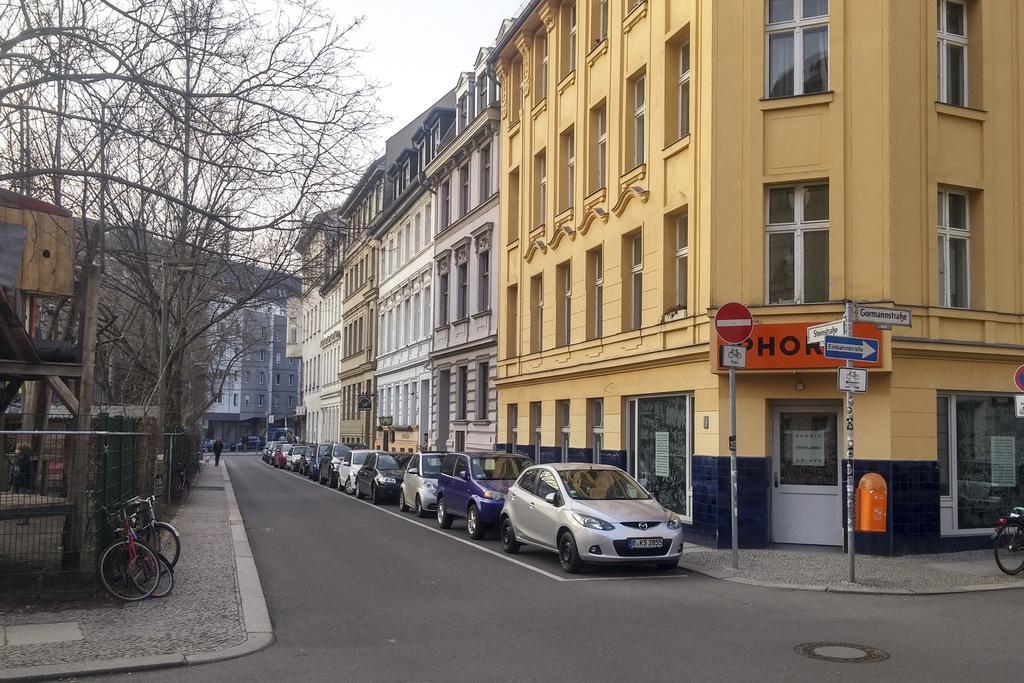 Großes Apartment Steinstr. 21