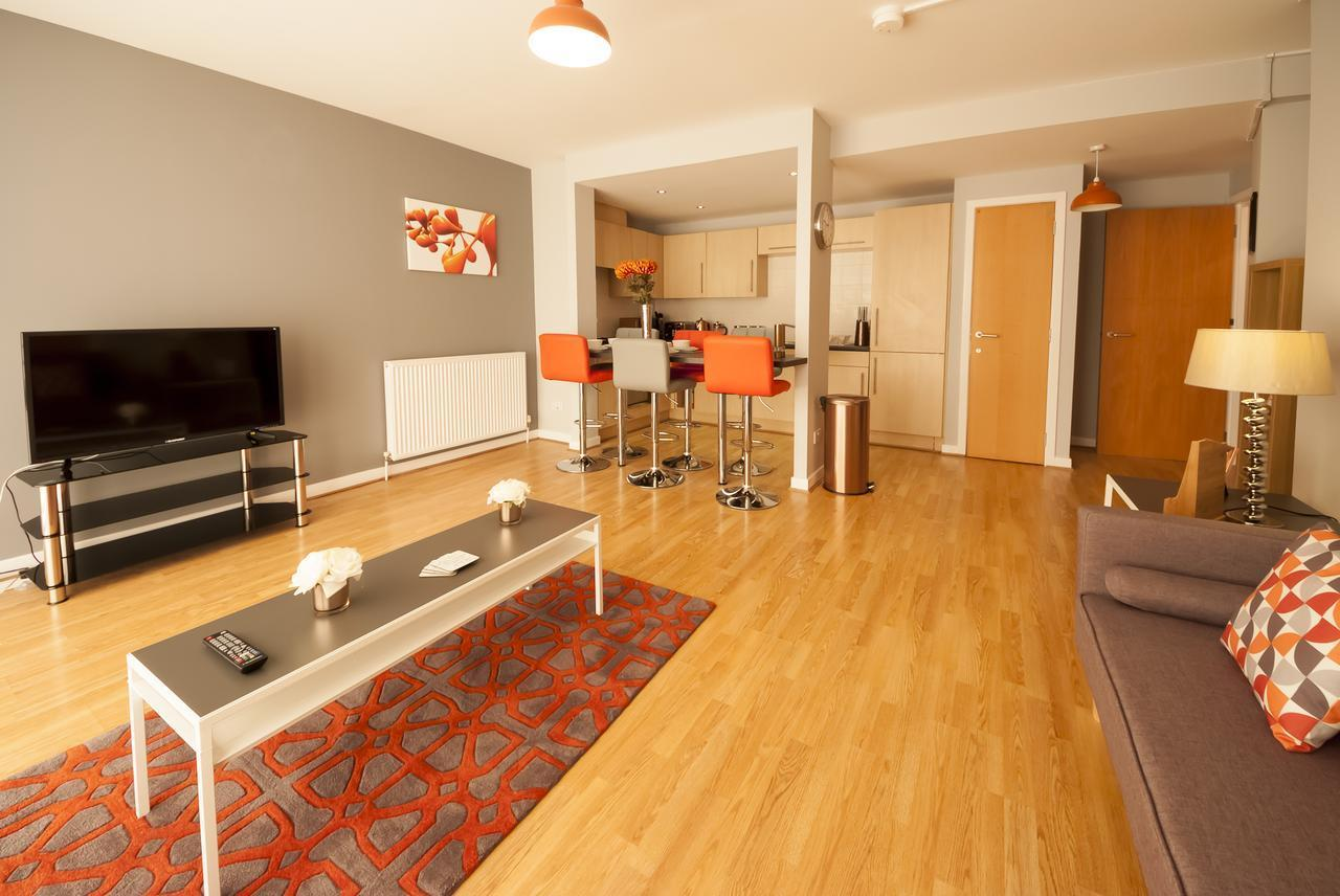 ByEvo Glasgow Airport Apartment 1