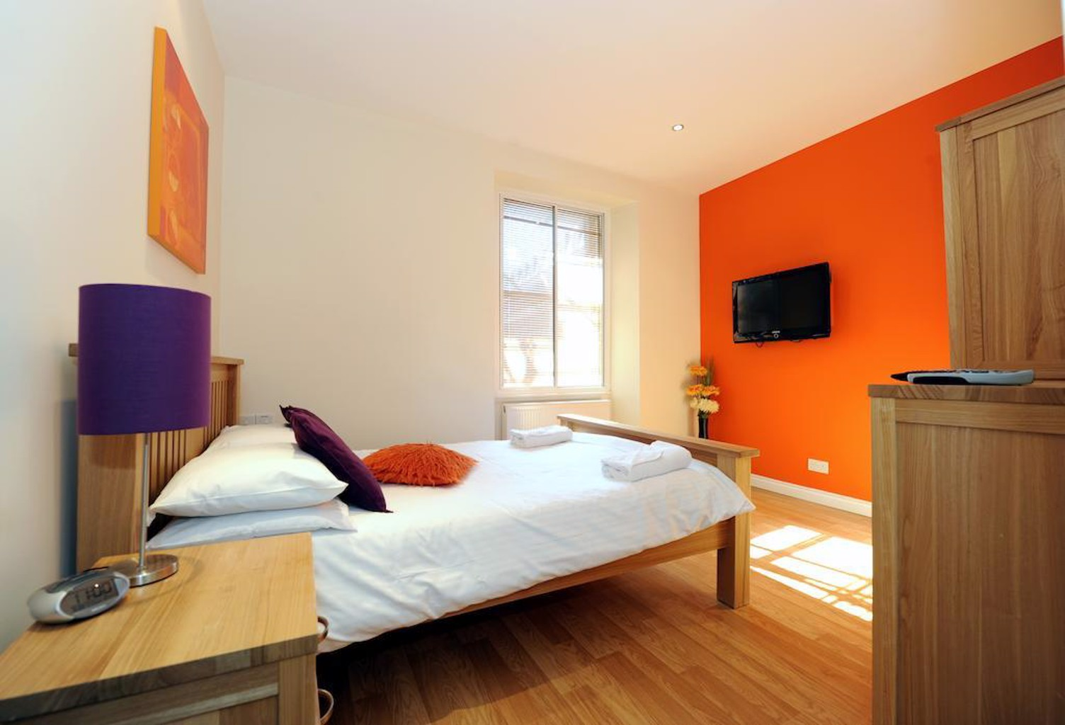 Parkhill Luxury Serviced Apartments City Centre Apartments