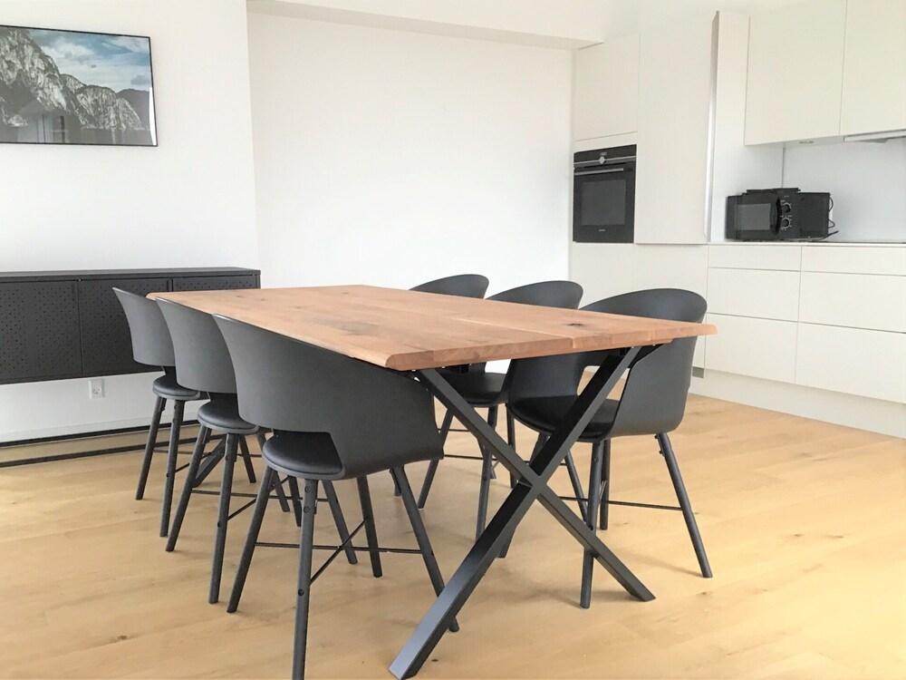 Modern and Bright 3 bedroom Duplex in Copenhagen Nordhavn