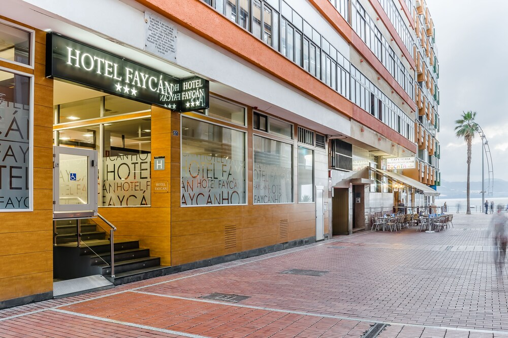 Gallery image of Hotel Faycán