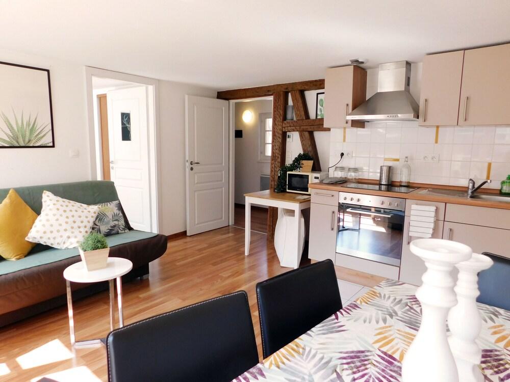 Appartement Du Corbeau Centre Ville