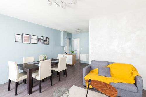 AGENCE PRO Warm and welcoming apartment Marseille