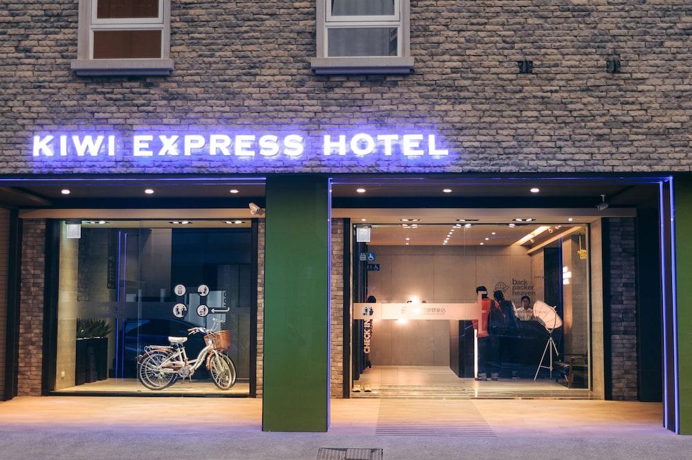 Kiwi Express Hotel Taichung Station Branch Ii