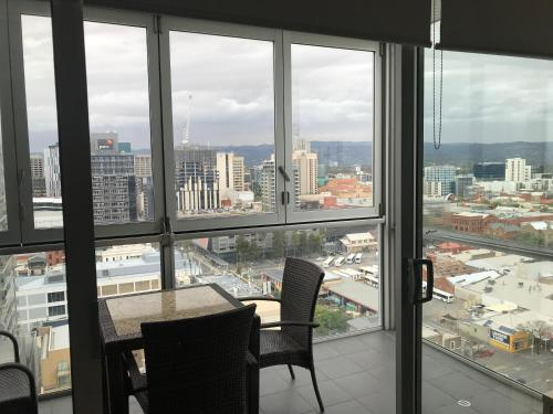 CBD Penthouse View Apartment