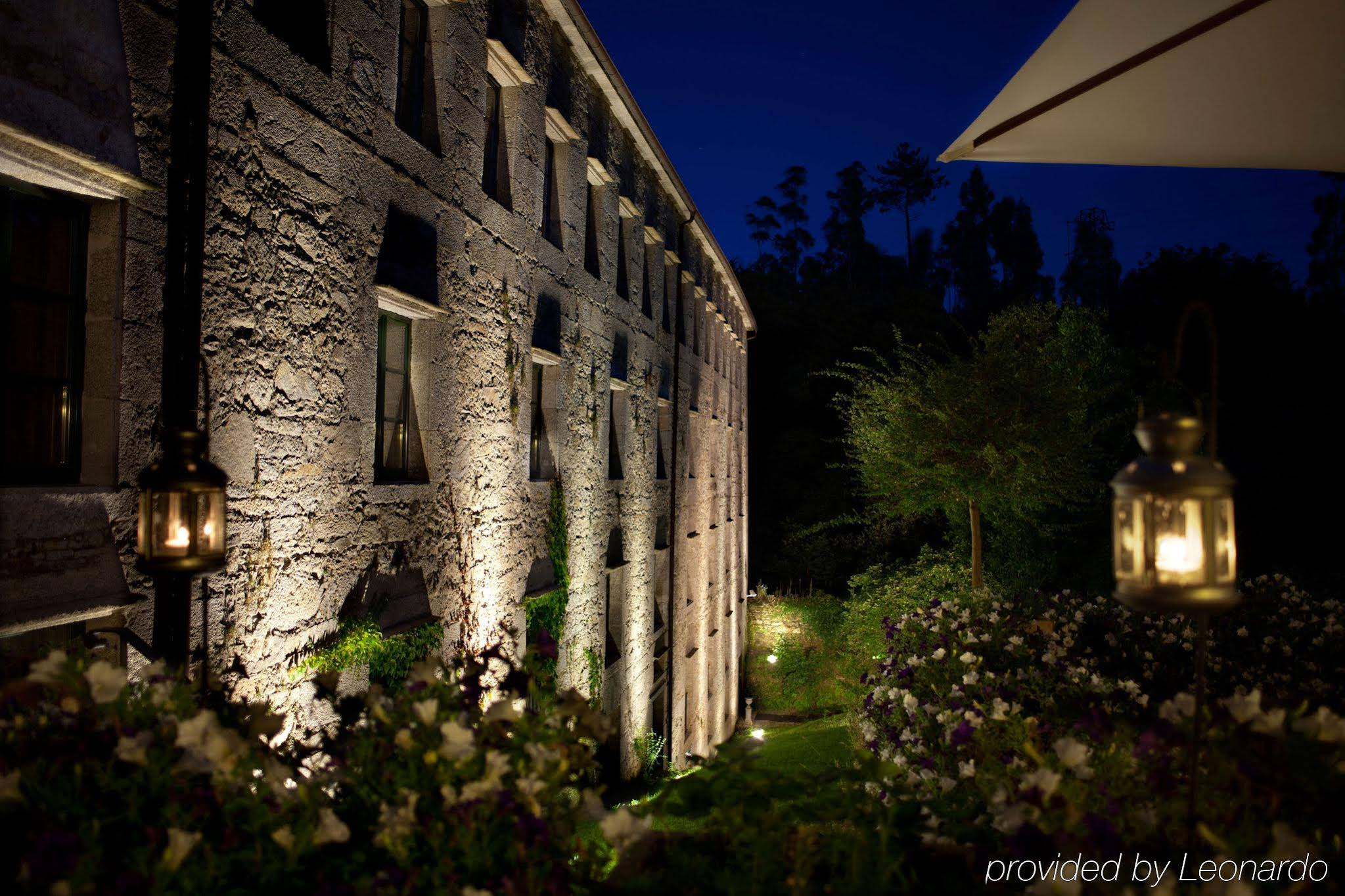 Hotel Spa Relais & Chateaux A Quinta Da Auga - Santiago De Compostela