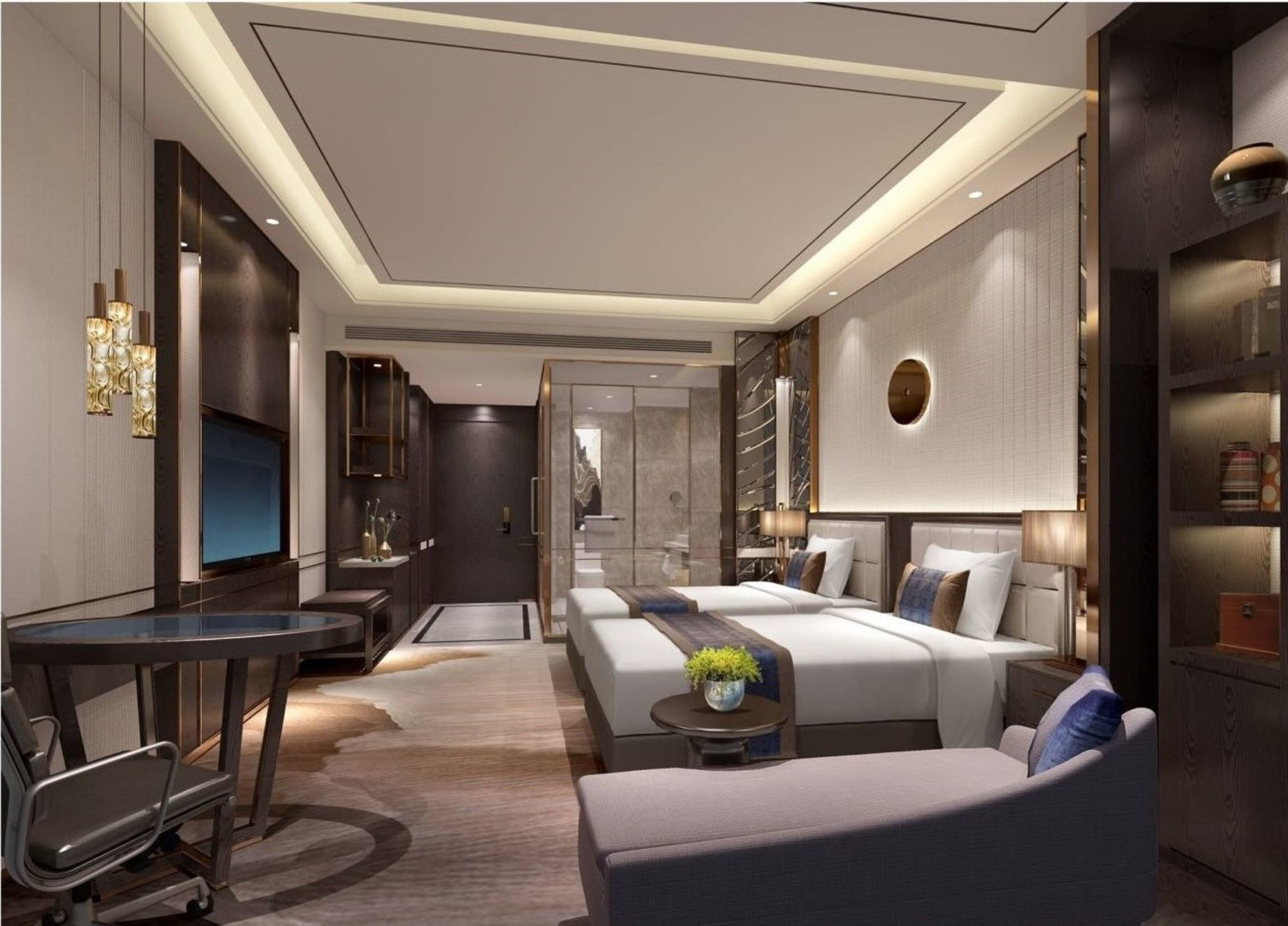 Merlinhod Hotel Xi'an Xixian New Area