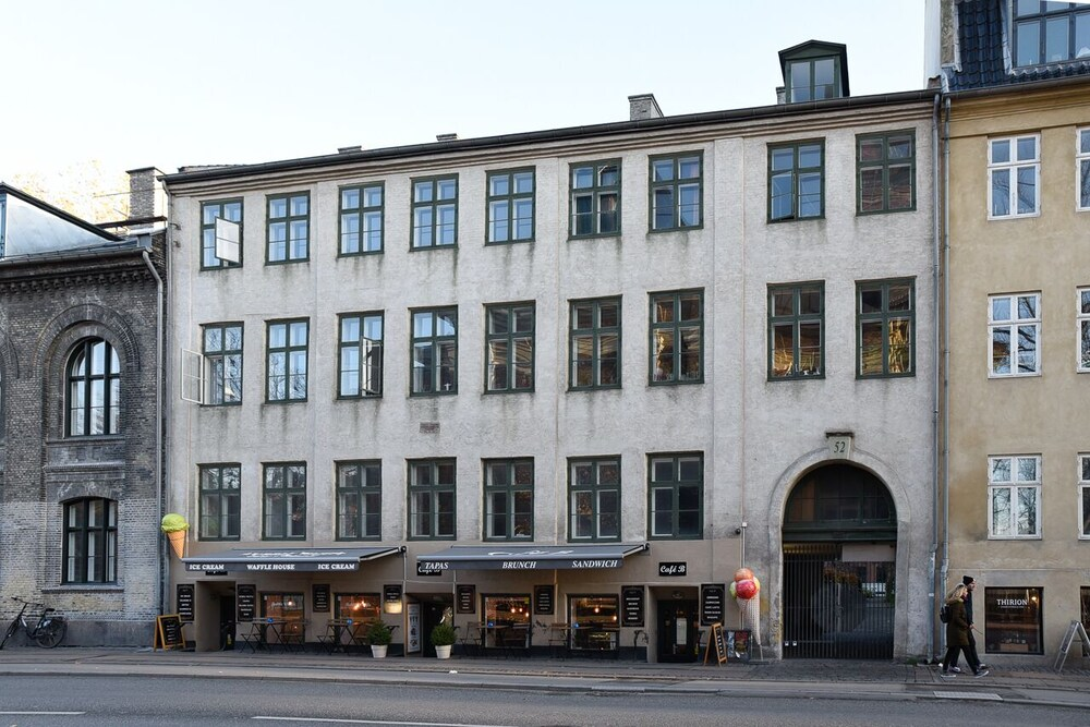 Studio Apartment in Christianshavn