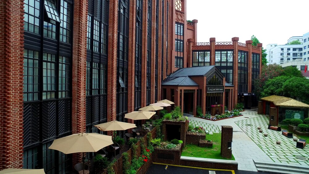 Cosy Park Hotel Hangzhou
