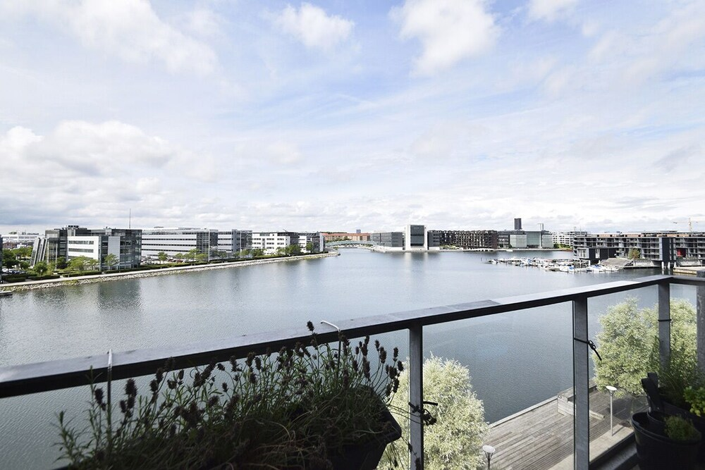 Modern apartment in Copenhagen Sluseholmen with a marvellous view