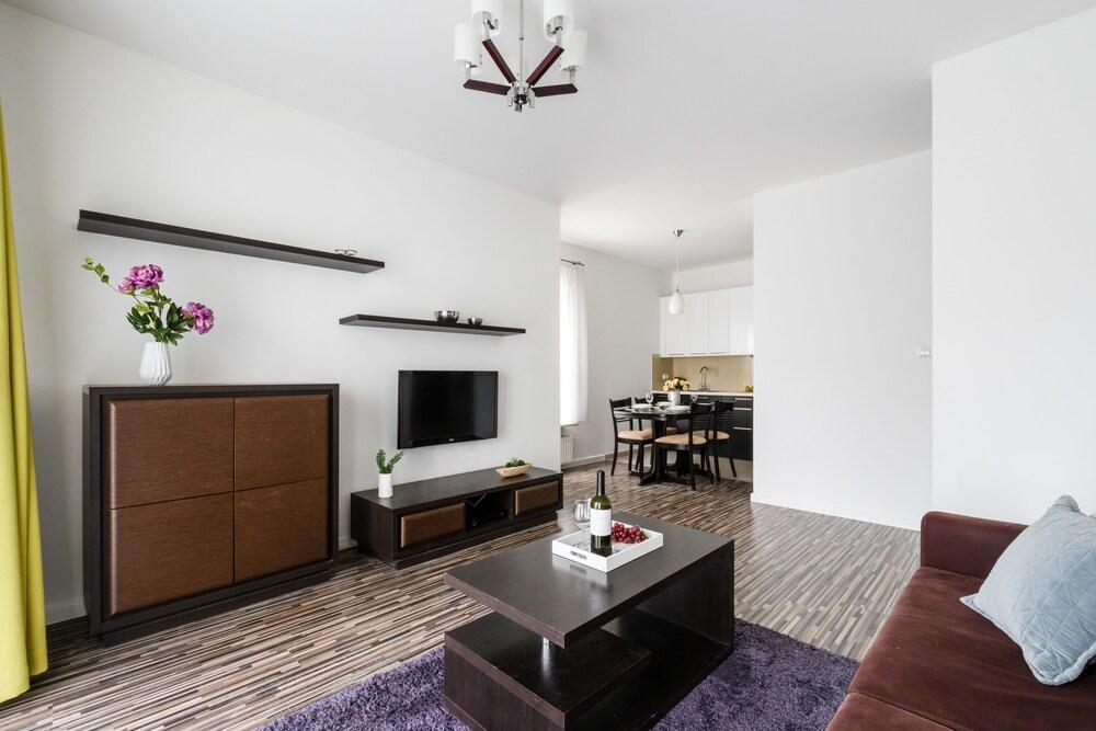 P&O Apartments Gieldowa
