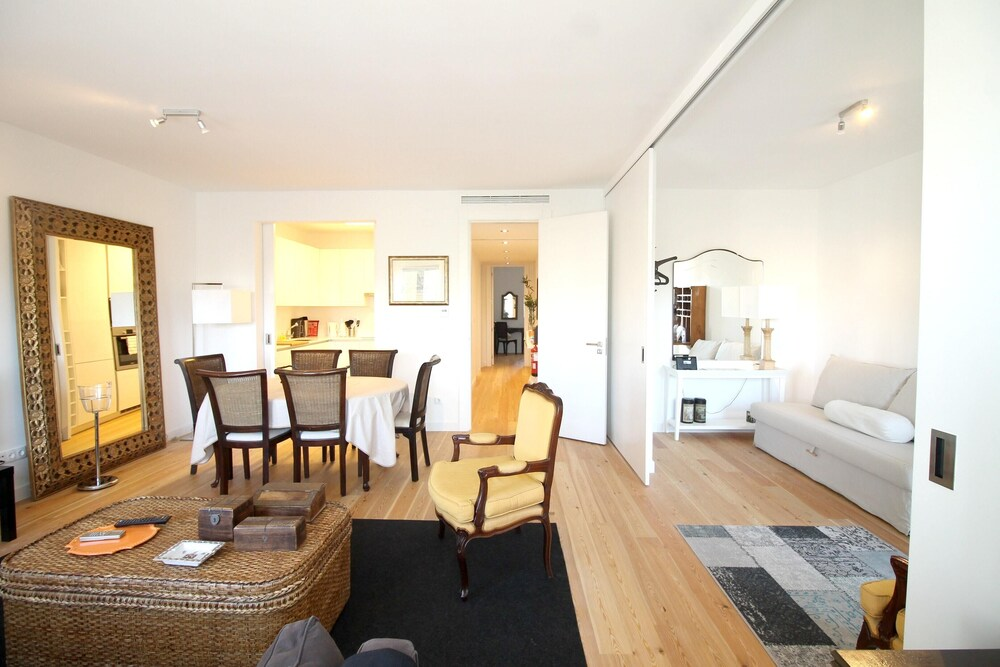 Apartment With 4 Bedrooms in Lisboa With Wonderful City View Furnished Balcony and Wifi 15 km From the Beach
