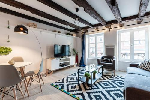 Central & Cosy Apartment Strasbourg City Center