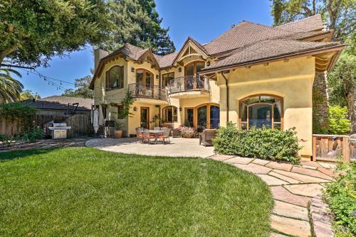 Palo Alto Home 0.5 Mi to Stanford & California Ave