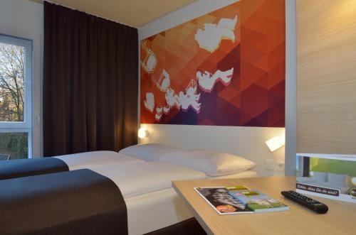 B&b Hotel Stuttgart bad Cannstatt