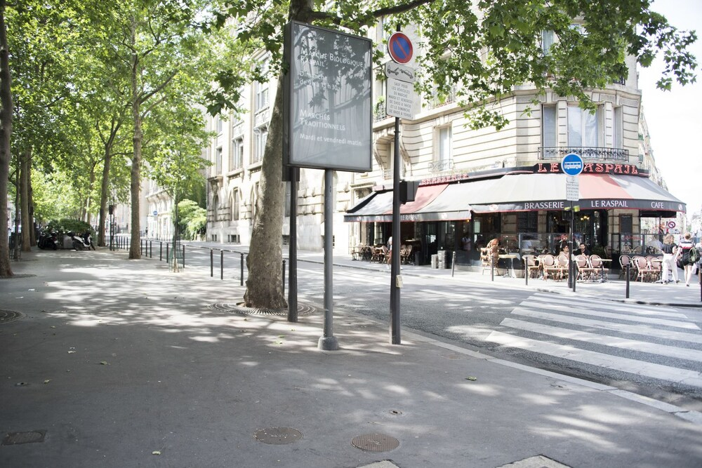 French style Allure in Saint Germain des Pres