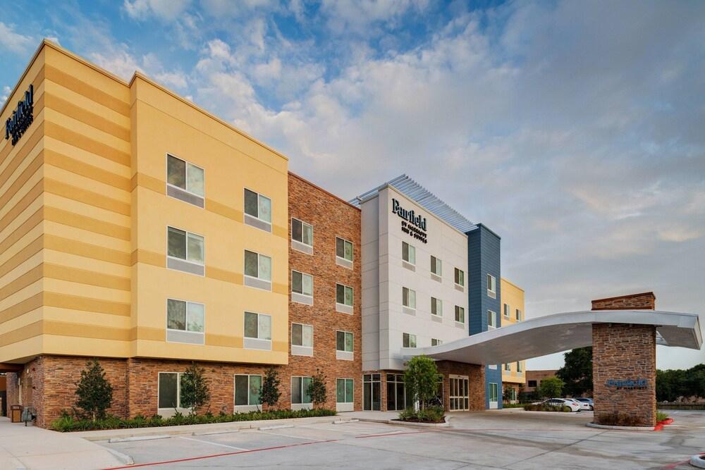 Fairfield Inn & Suites By Marriott Houston Missouri City