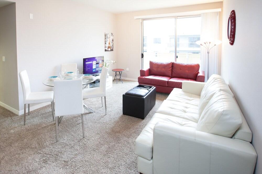 Wonderful Washington Furnished Apartment