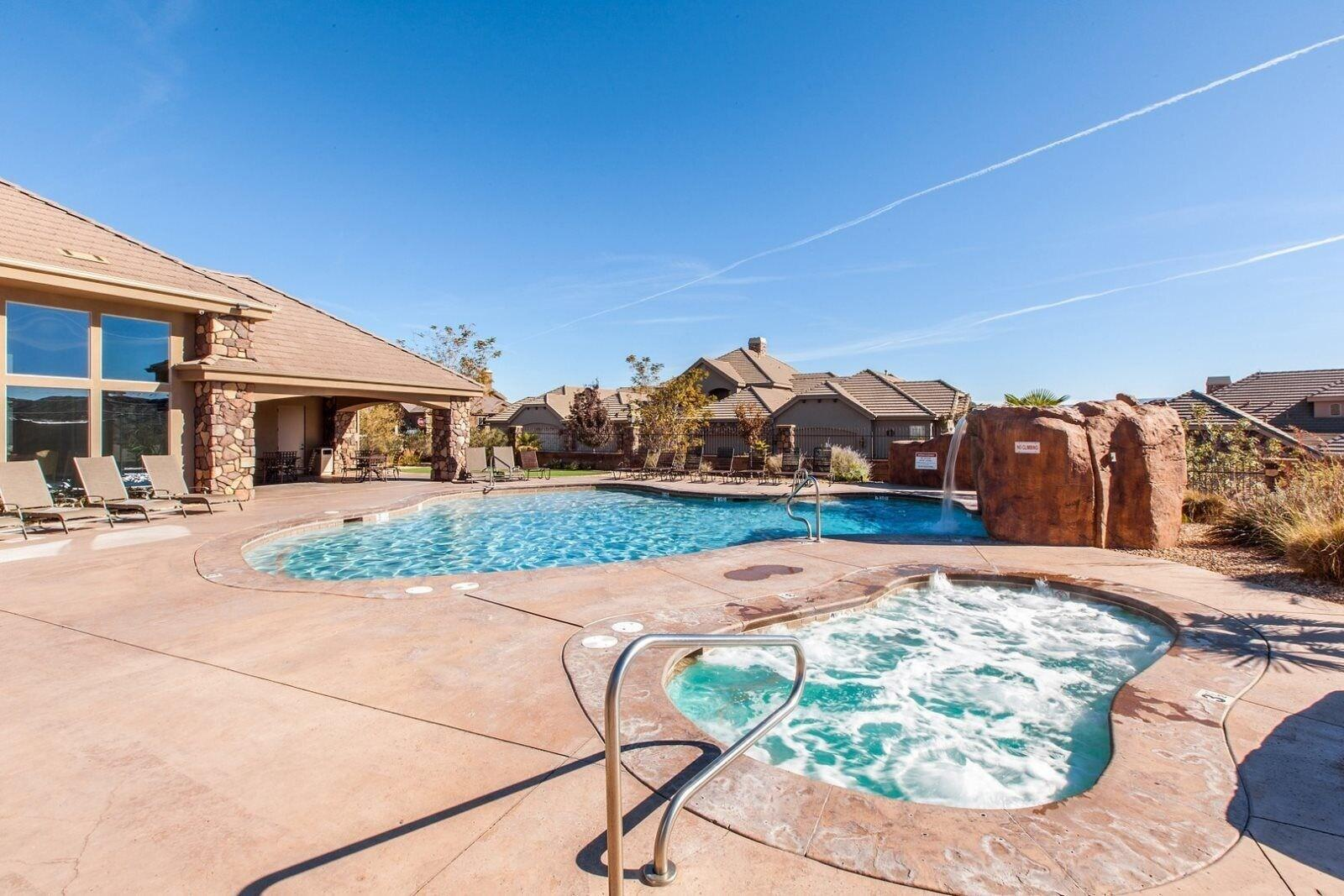 Zions Paradise at Coral Ridge Resort 4241 Washington Utah
