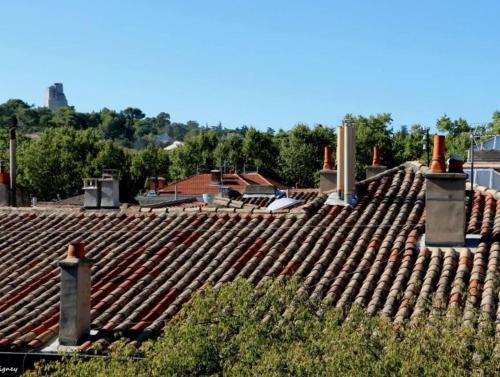 Duplex toits de Nîmes