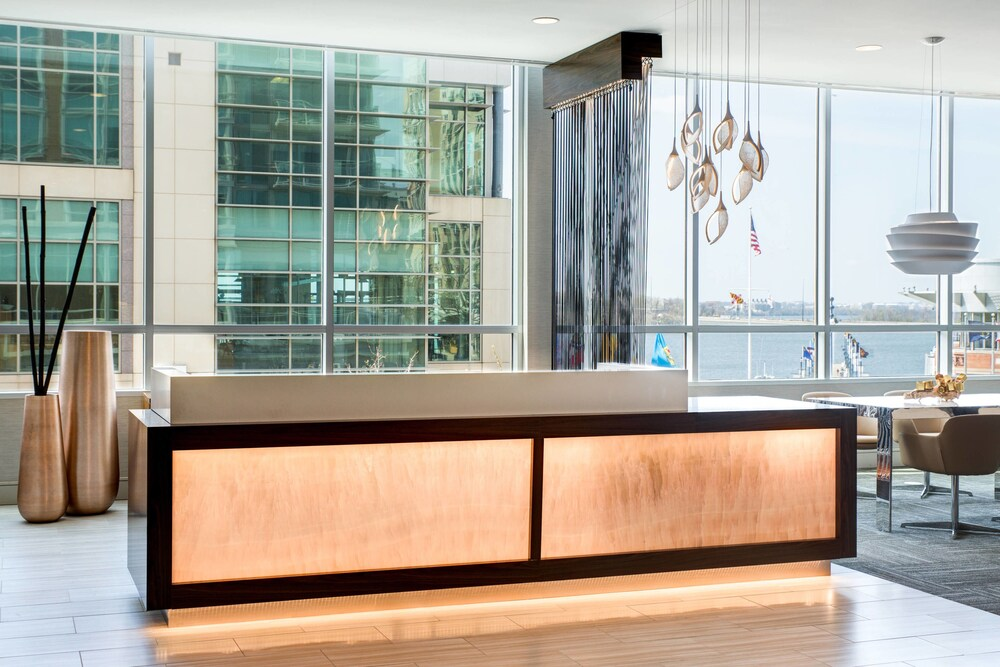 Gallery image of AC Hotel by Marriott National Harbor Washington D.C. Area