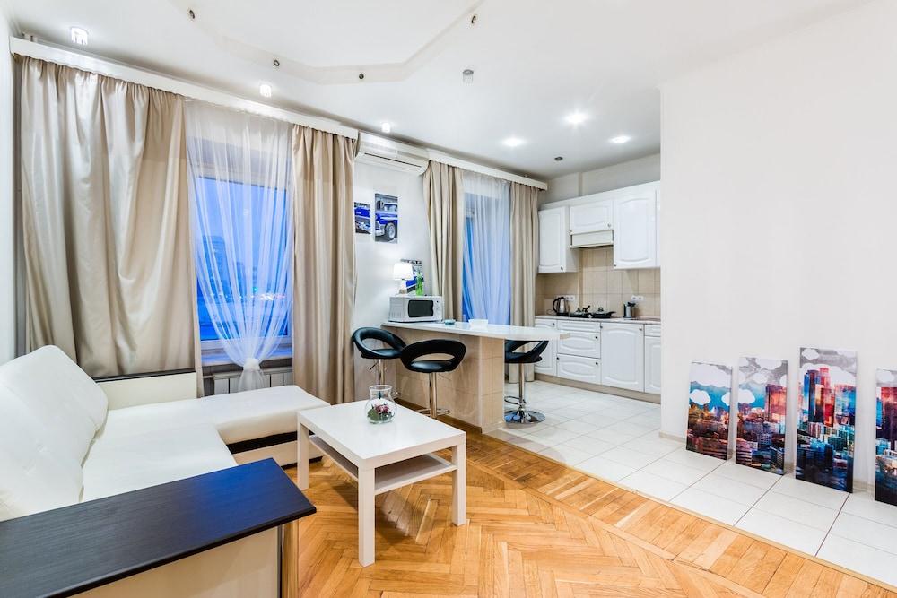 Apartment Paveletskaya Ploshchad 1