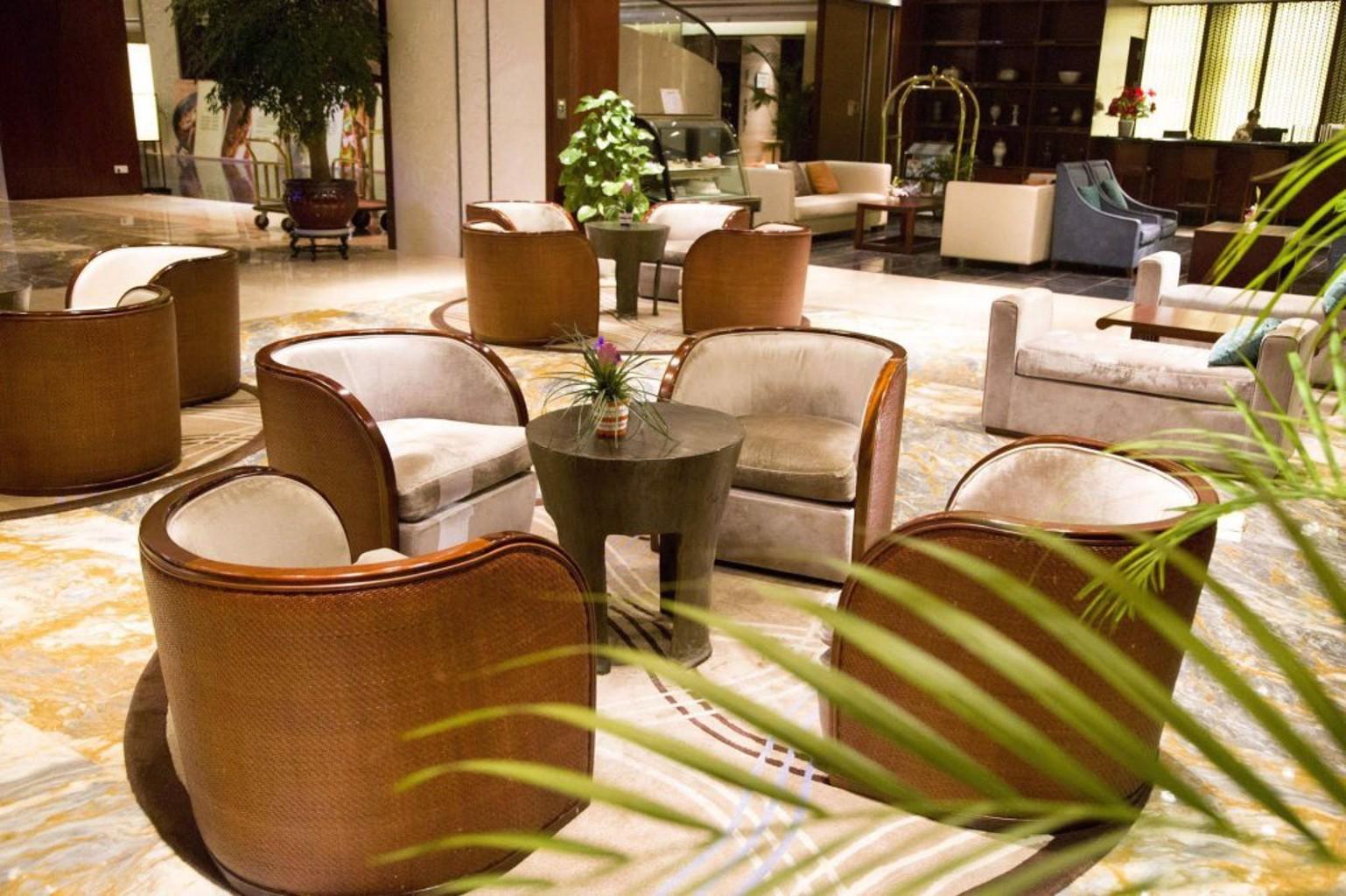 World Trade Hotel Tonglu Hangzhou