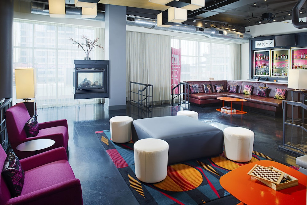 Gallery image of Aloft Charlotte Uptown at the EpiCentre