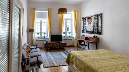 Boutique Prater Apartment Vienna
