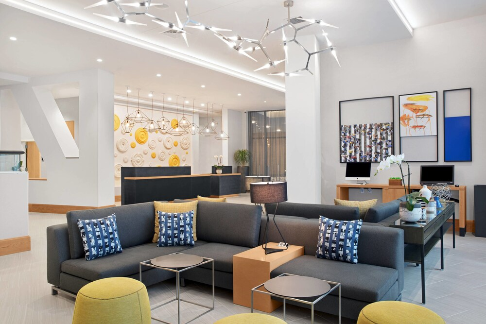 Courtyard by Marriott Boston Downtown North Station