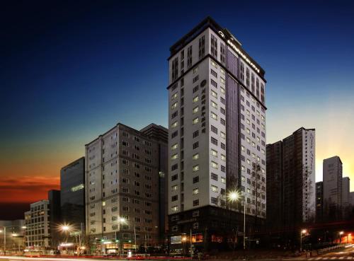 Hotel Artnouveau Seocho