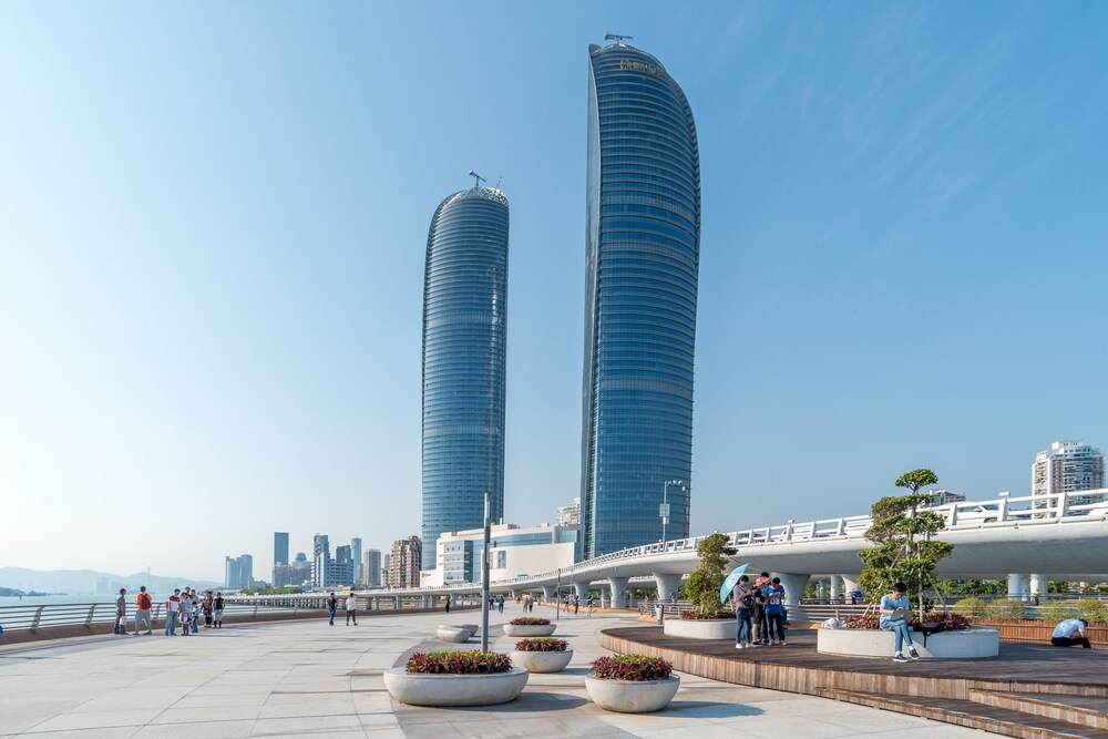 Twin Tower Anthony Seaview Apart Hotel